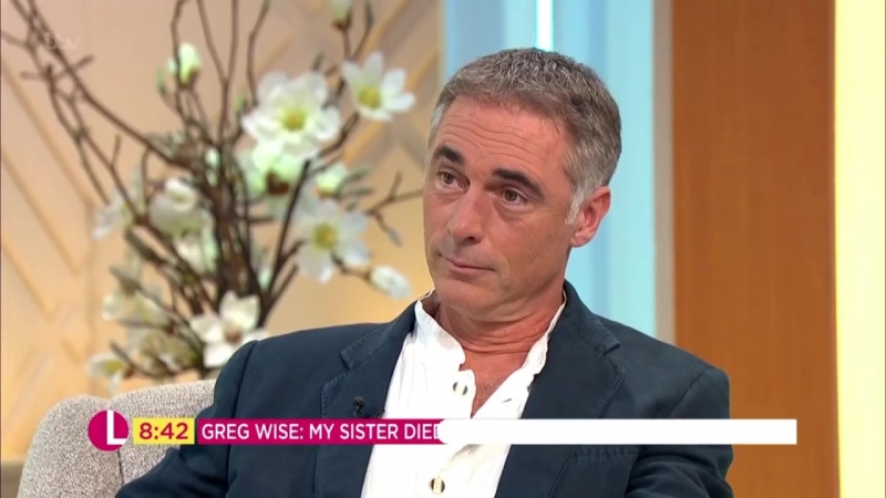 Actor Greg Wise Pays Tribute to His Sister Clare Who Died After Battling Breast Cancer Lorraine