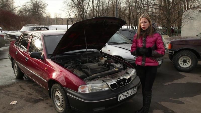 Автомобиль до 90 тыс рублей в России и в Германии. Лиса Рулит (2016)
