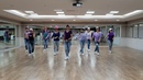 That's How Much I Love You Line Dance Improver Level