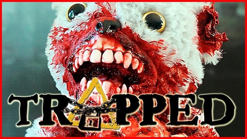 Trapped Прохождение | Они жрут в темноте | Страшная игра - Хоррор!