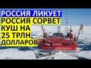 Россия может сорвать куш на 25 триллионов долларов Поразительный проект РФ в Арктике