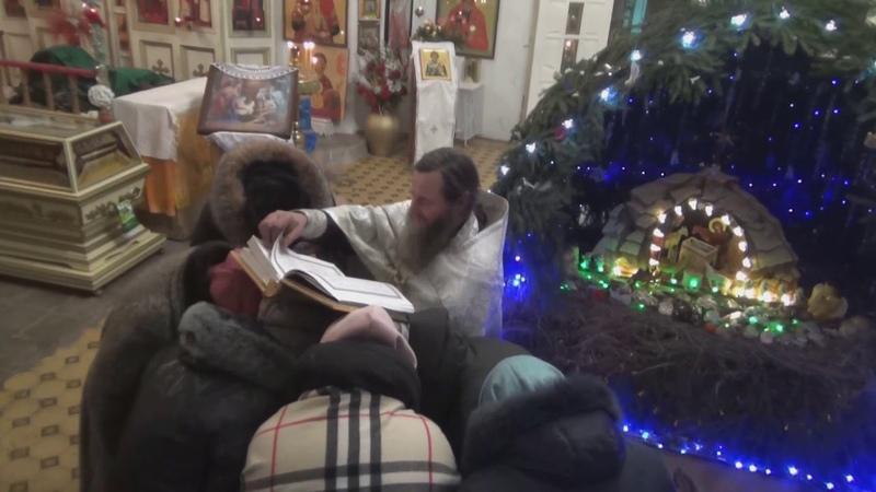 Рождество Христово 2019 часть №1 Подготовка к Празднику