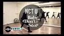 NCT U Baby Don't Stop Dance Tutorial Chorus and Breakdown