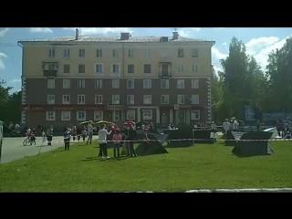 День молодежи в Ревде на площади Победы, запись онлайна