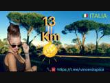 08.12.2018 Vincenzo Vitali 13 Km Pisa, Italia
