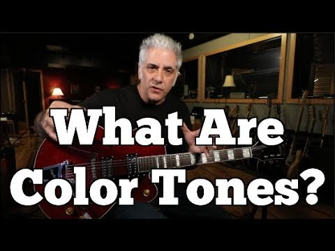 What ARE Color Tones and HOW To Use Them