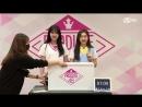 180526 Ким Шихён vs Пак Минджи - Hidden Box @ Produce 48
