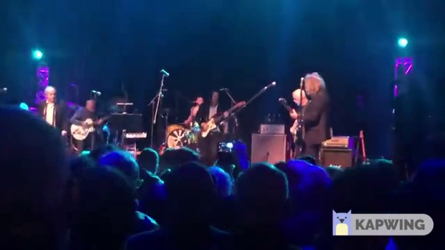 The Pretty Things featuring David Gilmour - Final Bow 13-12-2018 - Old Man Going