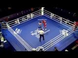 Дмитрий Батяй. 1/8 финала первенства мира-2018