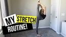 Easy Stretch Routine For Dancers Brynn Rumfallo