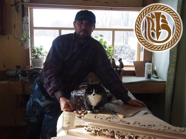 Wood carving Про секреты всему свету мастерская