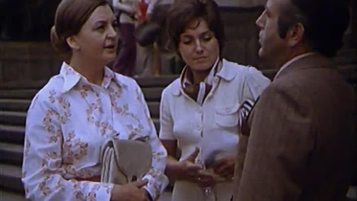 Бабье лето (Болгария,1973) Советский дубляж