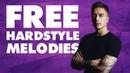 Free Hardstyle Melodies Bundle | 50 Melodies (by HB Secret Productions)