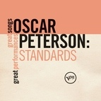 Oscar Peterson альбом Standards (Great Songs/Great Performances)