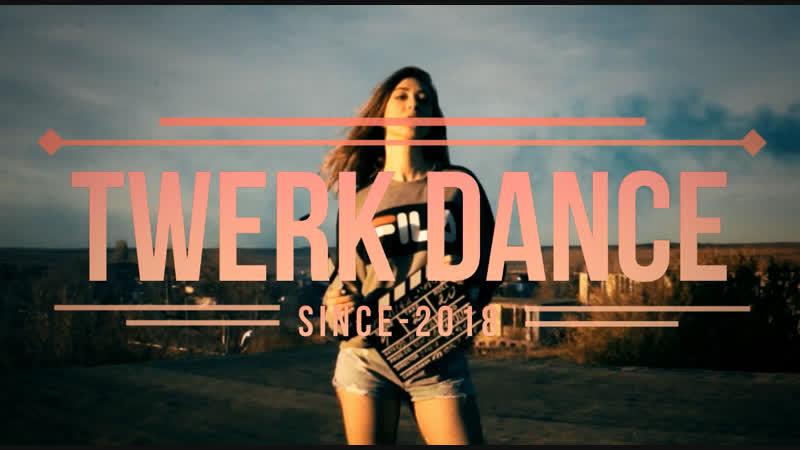 DANCE twerk video |SOLO| (music Rome - Abu Dabi)