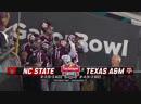 NCAAF 2018 Gator Bowl NC State Wolfpack 19 Texas AM Aggies 1H EN