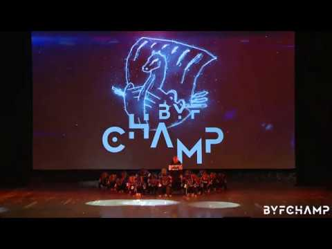 BYF CHAMP 2018 | 2nd place | babies| Neo boom