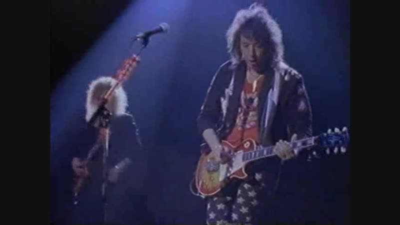 Frehley's Comet - Live Hammersmith Odeon London 1988 4