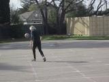 Hendrik's unbelievable soccer ball skills