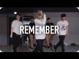 1Million dance studio Remember - Katie / Jinwoo Yoon Choreography
