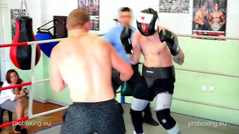 26.08.2016 Fight 5 proboxing.eu