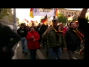 """Berlin: Merkel muss weg rufe am Einheitstag - Demo von """"Wir für Deutschland WfD e.V."""" (Eliten amüsieren sich part2)"""