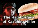 Metal Gear Solid V - The Hamburgers of Kazuhira Miller