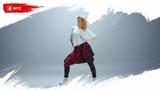 Как танцевать клубные танцы. Урок 3 Танцуй вместе с МТС
