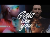 A.Grande Camila J. Bieber &amp More Girls Like You (The Megamix) 2018