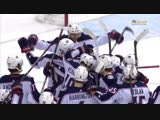 Blue Jackets taunt Evgeny Kuznetsov, Capitals with the bird celebration after Artemi Panerin scores in overtime