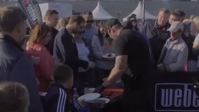 Прошедшие выходные вЕкатеринбурге прошли под знаком 9го BBQ фестиваля, который состоялся наПлотинке😋 ⠀⠀⠀⠀⠀⠀⠀⠀⠀ Кто был, делит
