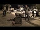 Пьяный военный напал на ГАИ