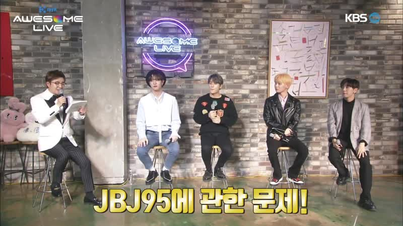 [190309] myK Awesome Live ep.4 Awesome Quiz
