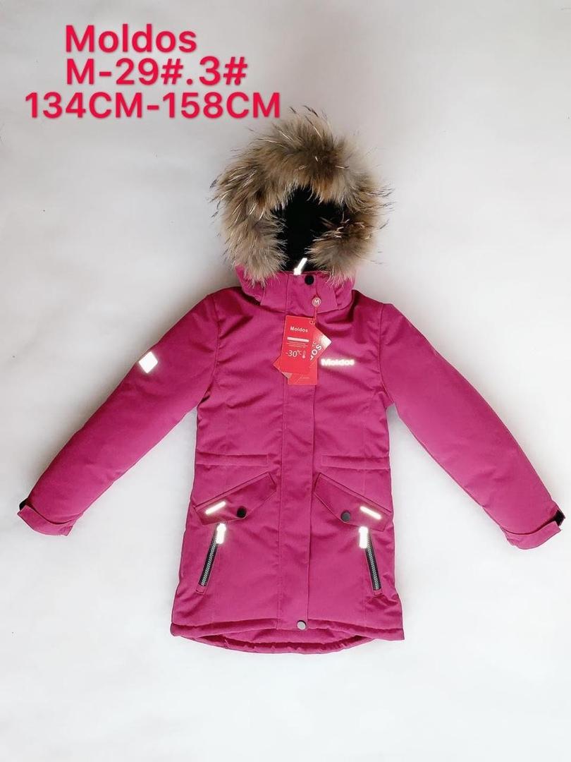 Пальто  Moldos M-29-3