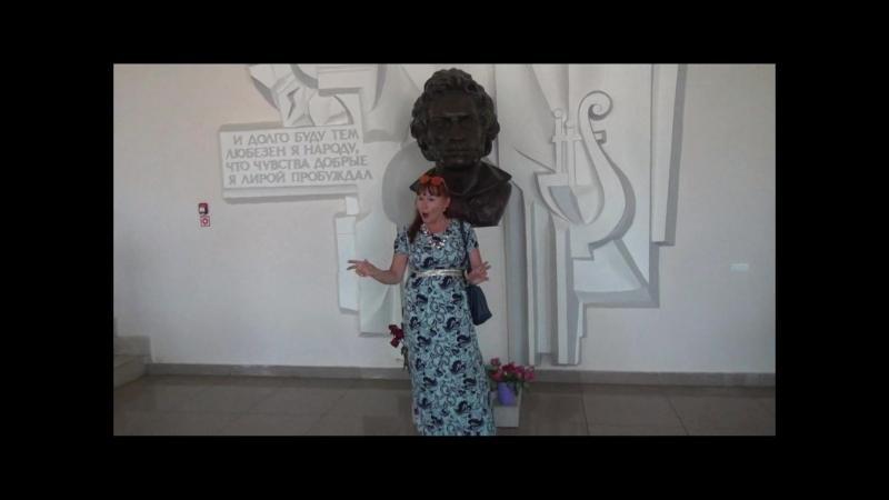 Мой миленок - поет Любовь Скокова, 21.06.18 Областная библиотека им. А.С. Пушкина