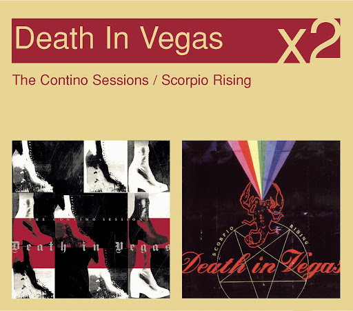 Death in Vegas альбом Scorpio Rising / The Contino Sessions