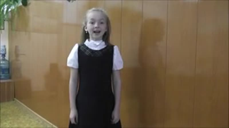 Дудикова Елизавета БОУ Тарская гимназия №1 имени А.М. Луппова