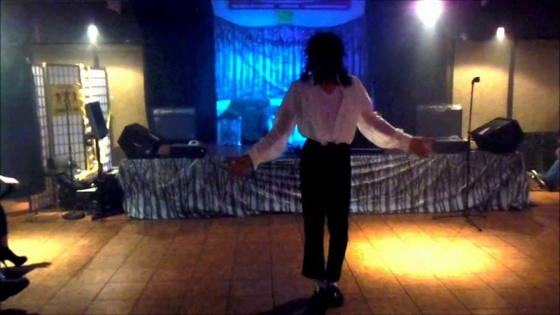 Michael Jackson Impersonator Tribute Artist RemJ -Ghosts