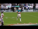 Dolphins LB Kiko Alonso Accidentally Runs to Ravens Sideline After Tackle