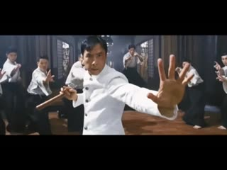 Donnie Yen - Nunchaku fight scene