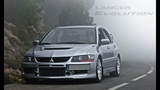 Mitsubishi Lancer Evolution tribute