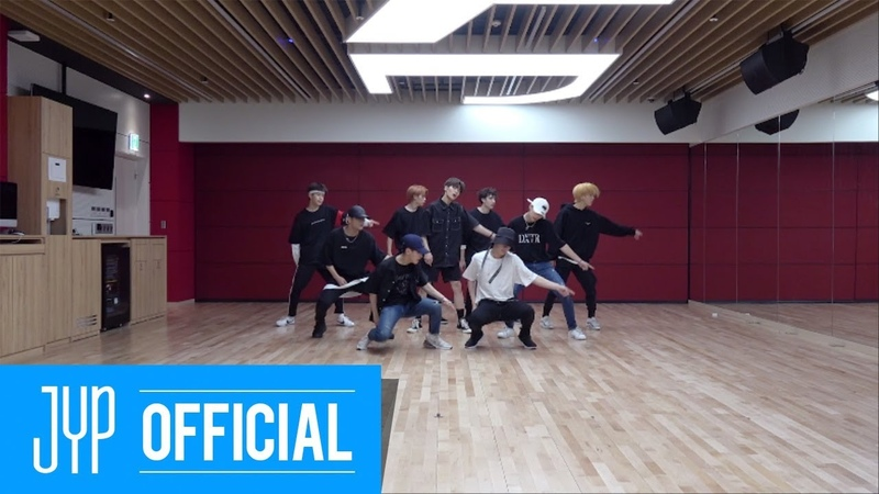 Stray Kids My Pace Dance Practice