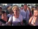 Если вы такой балабол пожалуйста уходите Жители Ульяновска проголосовавшие за Путина