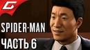 SPIDER MAN PS4 (2018) ➤ Прохождение 6 ➤ МАСКА