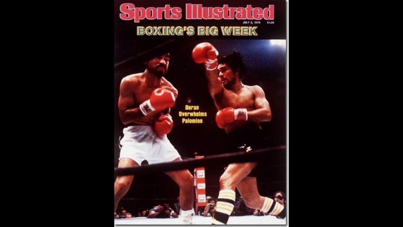 Роберто Дуран vs Карлос Паломино Roberto Duran vs Carlos Palomino 22 06 1979