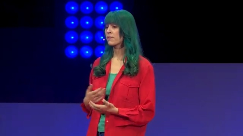 LGBTQ and Polyamory in Animals: Yes, It's Natural | Antonia Forster | TEDxBristol