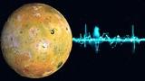Звук Ио. Космическая музыка Ио.