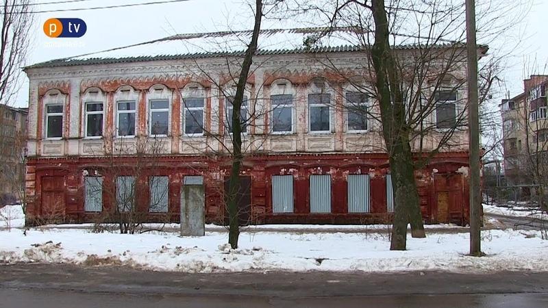 Будівля колишньої вечірньої школи
