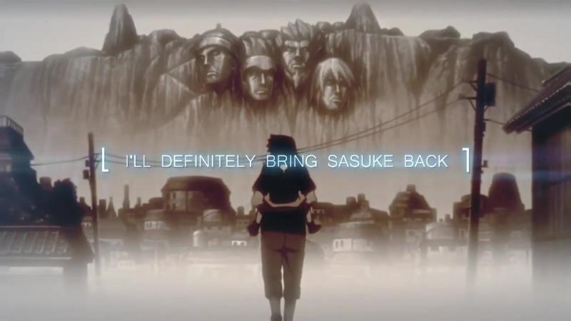 AMV [Naruto Sasuke] - RIVALS ᴬᴵᴺᴵᴼ