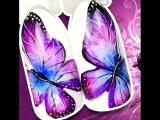 Еще один вариант потрясающей бабочки) 🦋🦋🦋